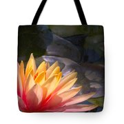 The Water Lily Tote Bag