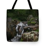 The Water Splashes On Tote Bag