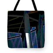 The Water Tower 2 Tote Bag