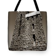 The Water Tower At Mount Constitution Tote Bag