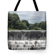The Waterfall - Harrisville Tote Bag