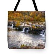 The Waterfalls Tote Bag