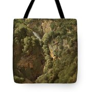 The Waterfalls At Tivoli Tote Bag