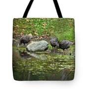 The Watering Hole Tote Bag