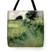 The Watering Place Tote Bag