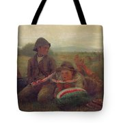The Watermelon Boys Tote Bag