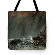 The Waterspout Tote Bag