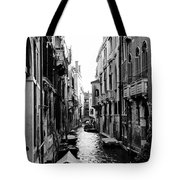 The Waterways Of Venice Tote Bag