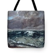 The Wave 1867  Tote Bag