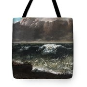 The Wave 1869 1 Tote Bag