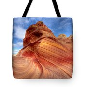 The Wave Eight Tote Bag