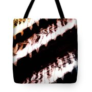 The Wave Station Tote Bag