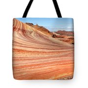The Wave Thirteen Tote Bag