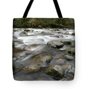 The Way A River Flows Tote Bag