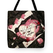 The Way It All Broke Apart Tote Bag