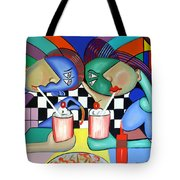 The Way It Use To Be Tote Bag by Anthony Falbo