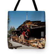 The Way It Was Virginia City Nv Tote Bag