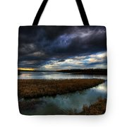 The Way Of The River Tote Bag