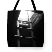 The Way Out Tote Bag