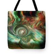 The Way The Wind Blows Tote Bag