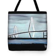 The Way To Charleston Tote Bag
