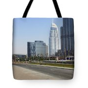 The Way To Dubai Tote Bag