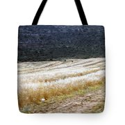 The Way To Nablus City Tote Bag