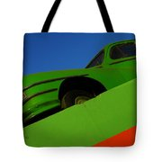 The Way We Roll Tote Bag