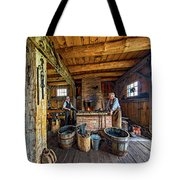 The Way We Were - The Blacksmith 2 Tote Bag