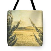 The Wayback Meadow Tote Bag
