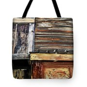 The Weathered Paramount Ranch Tote Bag