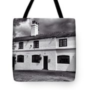 The Weavers Arms, Fillongley Tote Bag by John Edwards