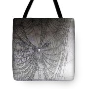 The Web We Weave Tote Bag by Margaret Hamilton