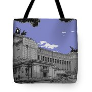 The Wedding Cake In Rome Tote Bag