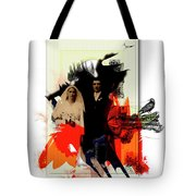 The Wedding Picture Tote Bag