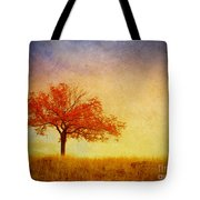 The Wednesday Tree Tote Bag