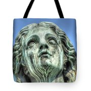 The Weeping Sculpture Tote Bag