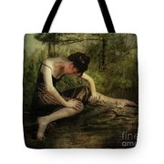 The Weight Of Nature Tote Bag