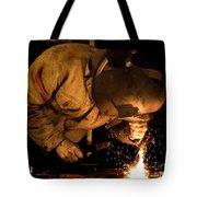 The Welder Tote Bag