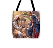 The Well Of Sychar Tote Bag