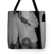 The Well Read Clown Tote Bag