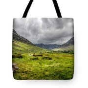 The Welsh Valley Tote Bag
