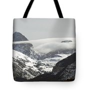The West Side Of Grand Tote Bag