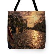The Westerkerk Amsterdam Tote Bag