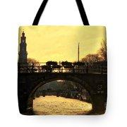 The Westertoren Amsterdam Tote Bag
