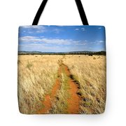 The Westward Trail Tote Bag