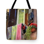 The Wet Clothes Tote Bag