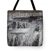 The Wet Sound Of Gravity Tote Bag