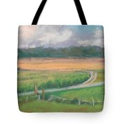 The Wheat Field Tote Bag