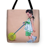 The Wheel - La Rueda Tote Bag